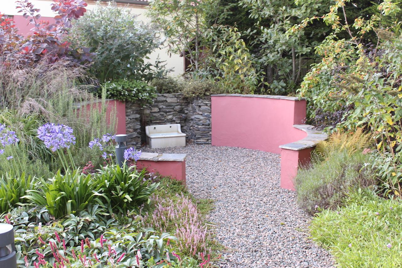 Mayne House Garden